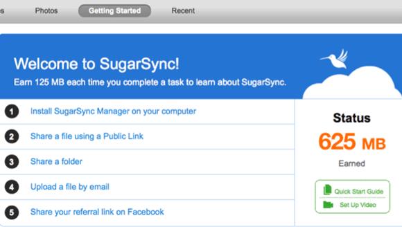 how to cancel sugarsync account