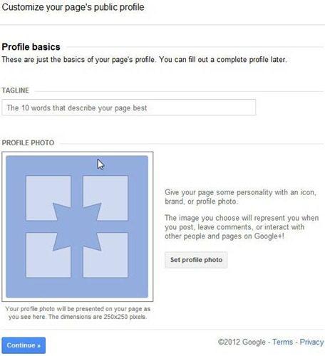 create-a-google-plus-page-for-blog-website-step-3-profile-basics