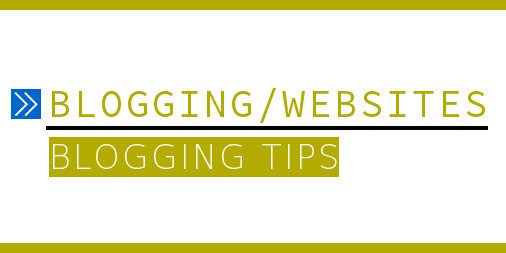 Create A Google Plus Page: Pick A Category For Blogs And Websites