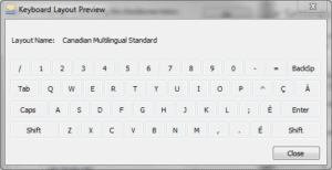 windows-typing-fix-forward-slash-key-produces-accented-e-keyboard-layout-canadian-multilingual-standard