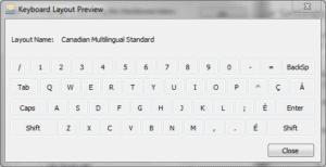 windows-typing-fix-forward-slash-key-produces-accented-e-keyboard-layout-canadian-multilingual-standard