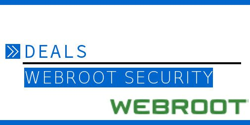 Webroot SecureAnywhere Internet Security Complete Deal: Save $50 Off (2016)