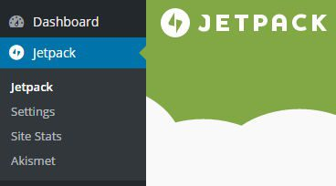 jetpack-dashboard-admin-area-menu
